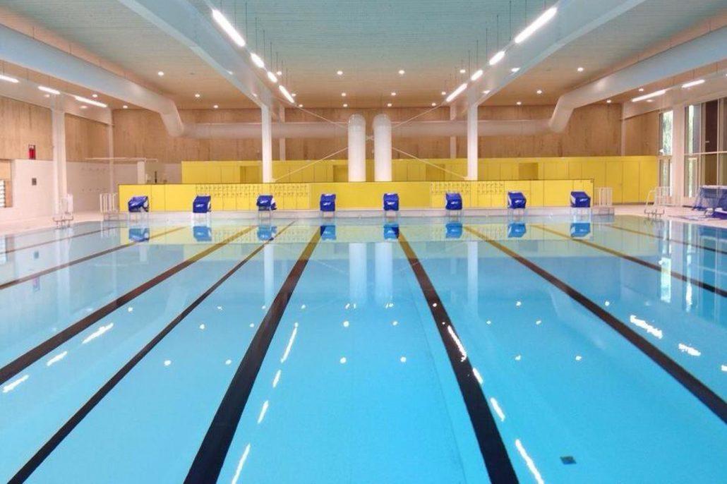 Een zwembad