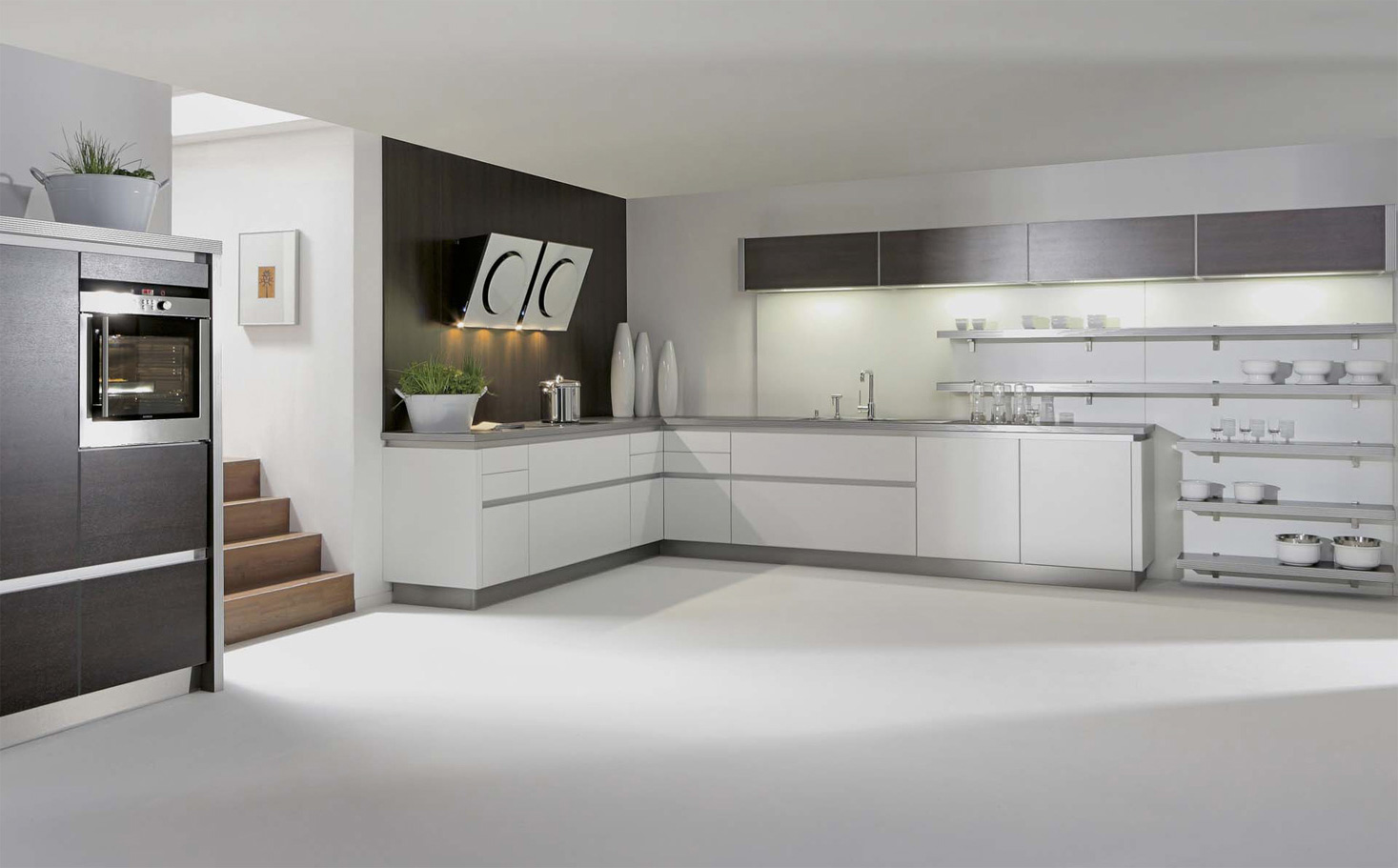 Ikea Kitchen With Marble Countertops