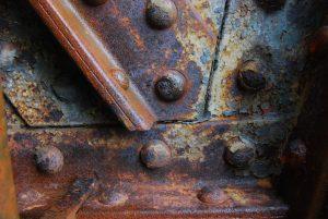 Metaal-zonder-anti-corrosie-coating