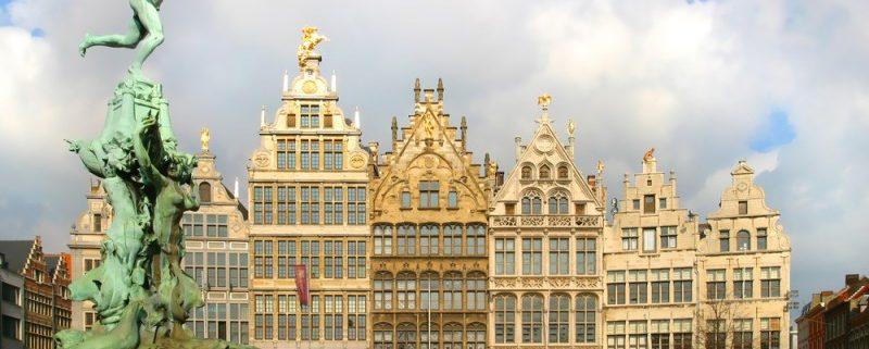 Poederlakken Antwerpen
