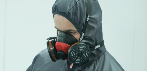 Beschermende Kleding Maskers