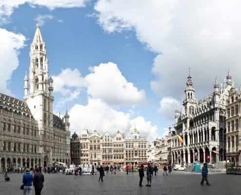 Poederlakken Brussel