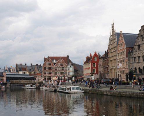 Poederlakken Gent