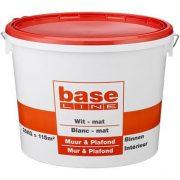 Base Line verf Brico eigen merk muurverf