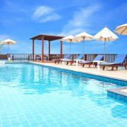 Epoxy coating zwembad