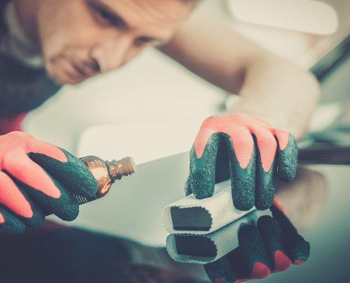 Keramische auto coating