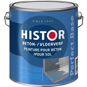 Histor Beton- en Vloerverf 2,5 liter Donkergrijs