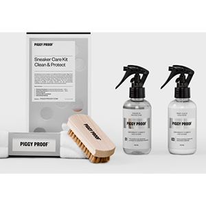Piggy Proof Sneaker Care Kit Clean & Protect