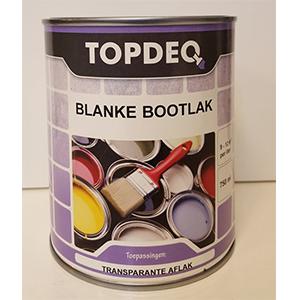 Topdeq Blanke Bootlak 750ml