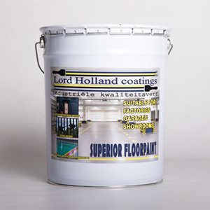 Lord Holland PU Vloercoating Superior