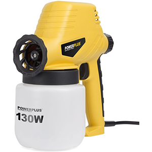 Powerplus POWX351 Verfpistool - 130 W