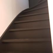 Trapverf s2u nova zwart mat
